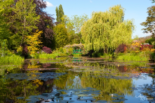 Giverny water01